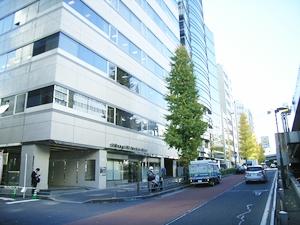 アルファトランク渋谷南平台外観