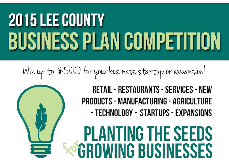 Lee County Business Plan Competition Lee County