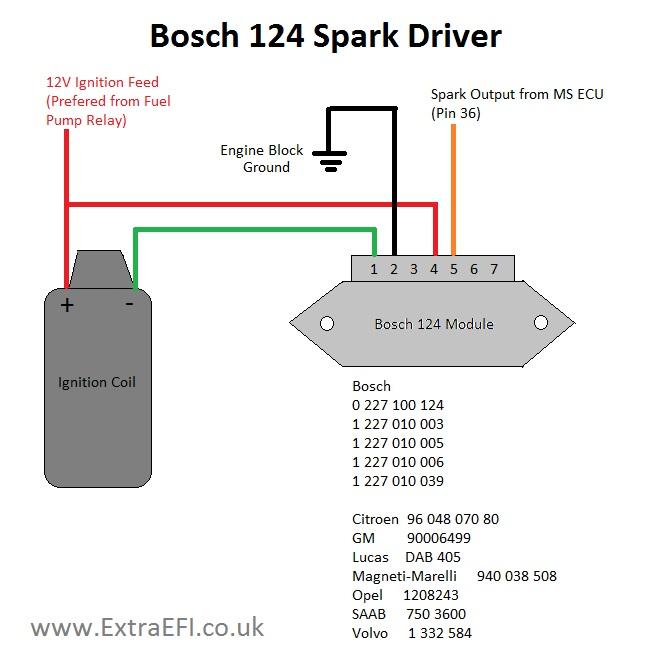 Bosch Ignition Module Wiring Diagram - Wwwcaseistore \u2022