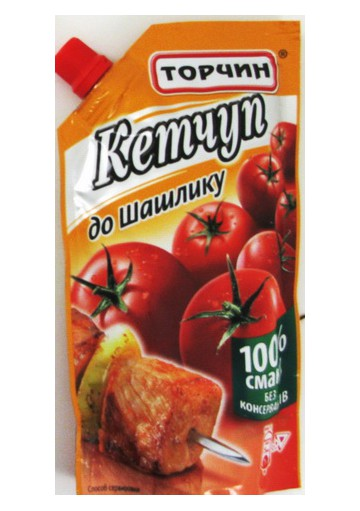 Ketchup para barbacoa 310ml TORCHIN - Extrainvest Madrid