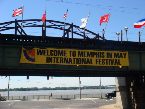 Memphis In May