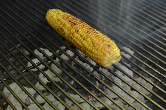 Basic Grilled Corn Recipe