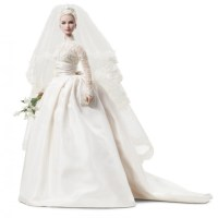 Limited Edition Grace Kelly Barbie Dolls