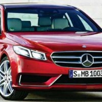 New Mercedes E-Class For 2016