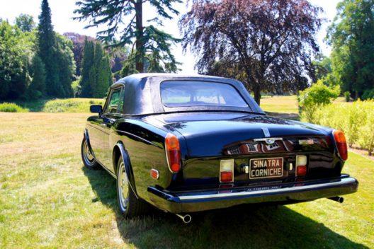 Frank Sinatra39s Rolls Royce Corniche On Sale Extravaganzi