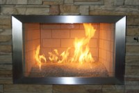 Outdoor fire pits* | Fireglass* | Fire Glass* | Fireplace ...