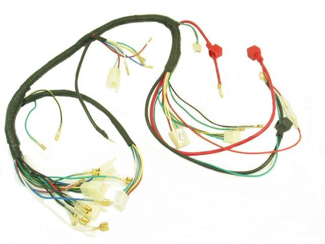 Atv Wiring Harness Mess Wiring Diagrams