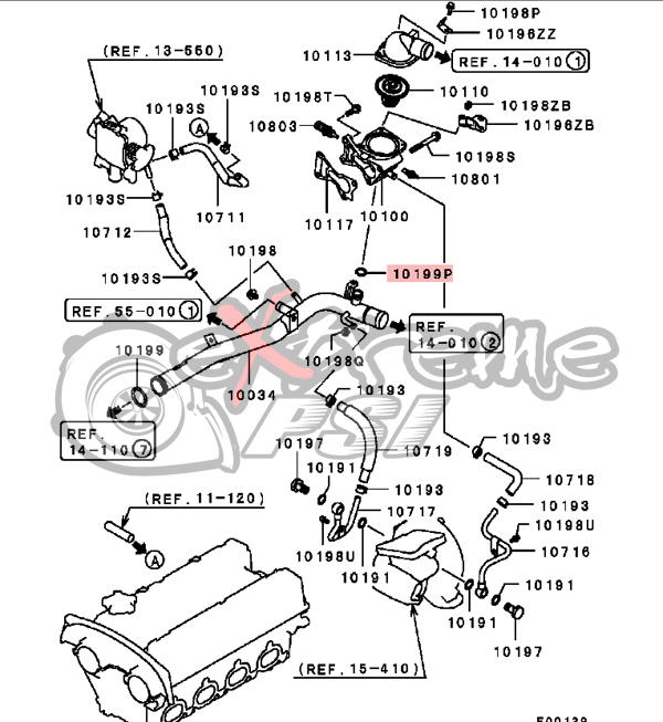 with 2g dsm starter wiring diagram on evo oem wiring harness diagram