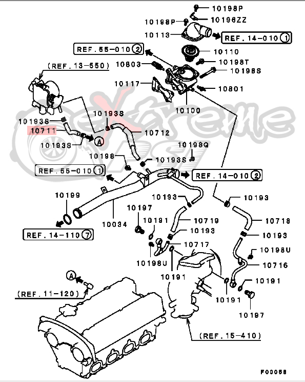 obd2 to obd1 jumper harness