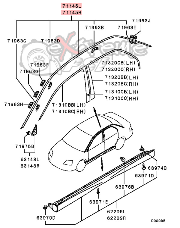 mitsubishi evo 3 wiring diagram