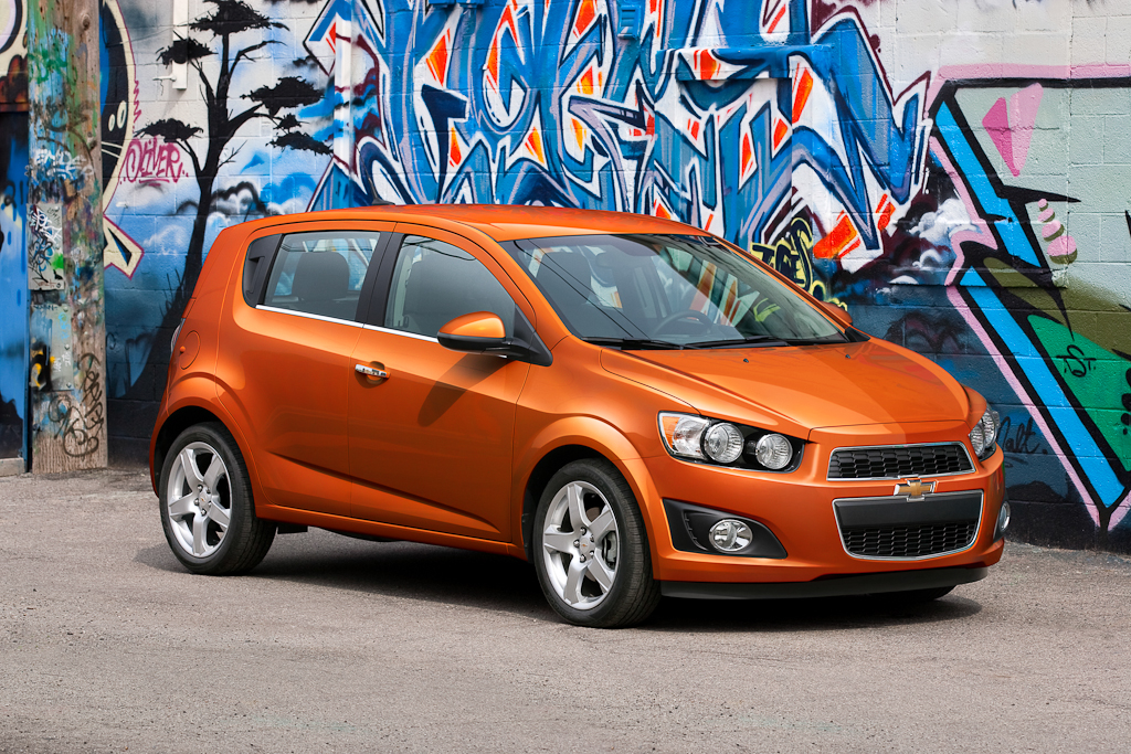 Clueless on tech How GM messed up the Chevrolet Sonic - ExtremeTech