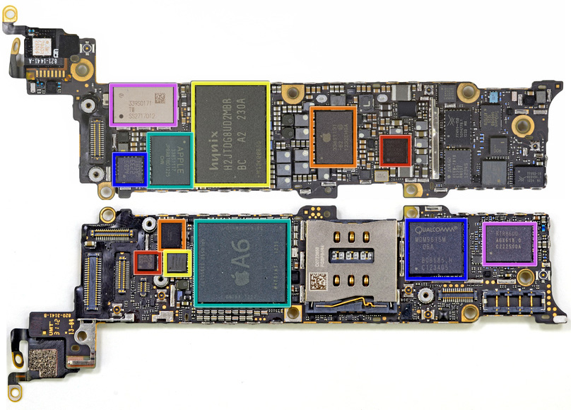Iphone 5 Logic Board Diagram Wiring Diagram