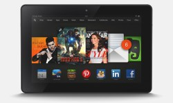 inch Kindle Fire HDX. Not quite as sexy as the iPad Air, but still ...