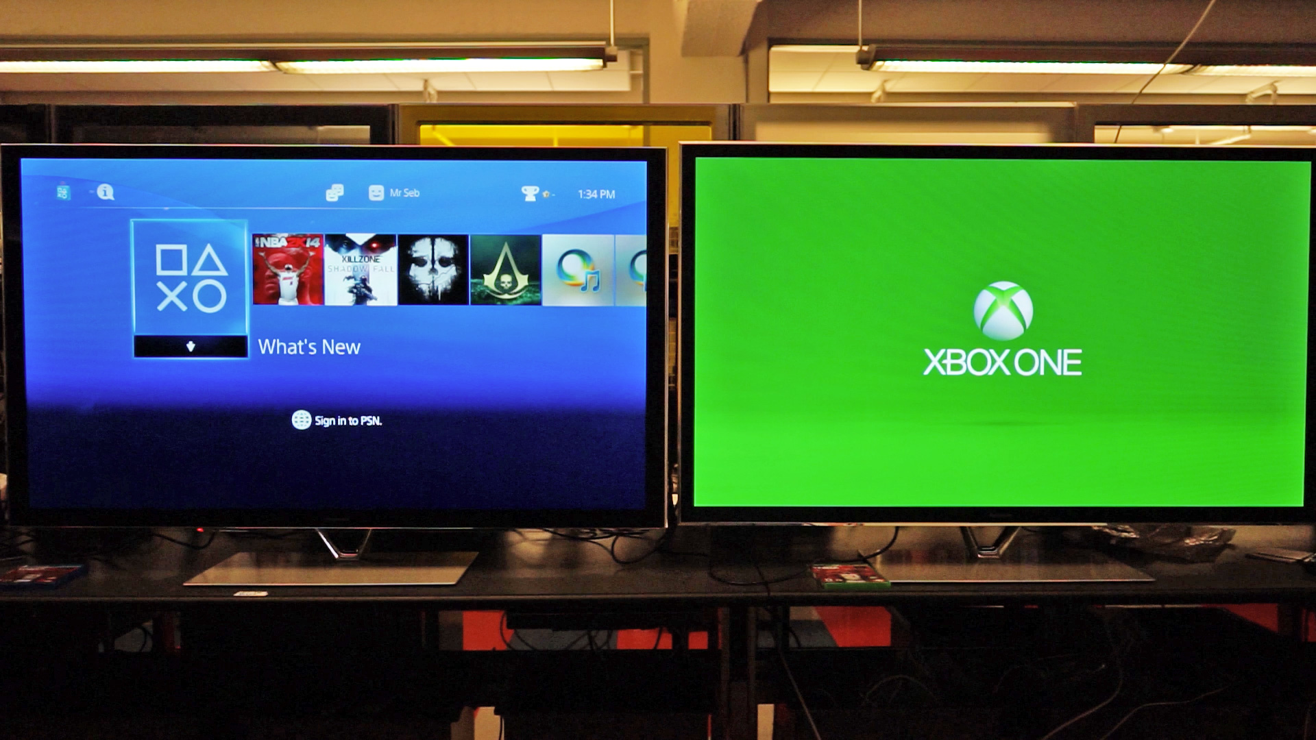 Full Hd Wallpaper For 5 Inch Screen Ps4 Vs Xbox One Side By Side Speed Tests To Decide Which