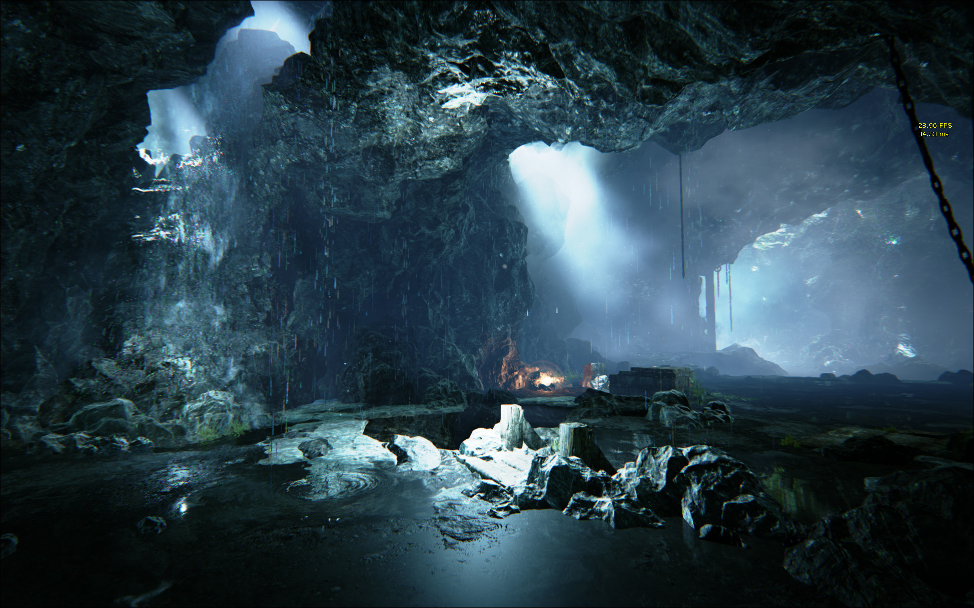 Pirates Of The Caribbean 3d Wallpapers Download And Run The Unreal Engine 4 Elemental Benchmark