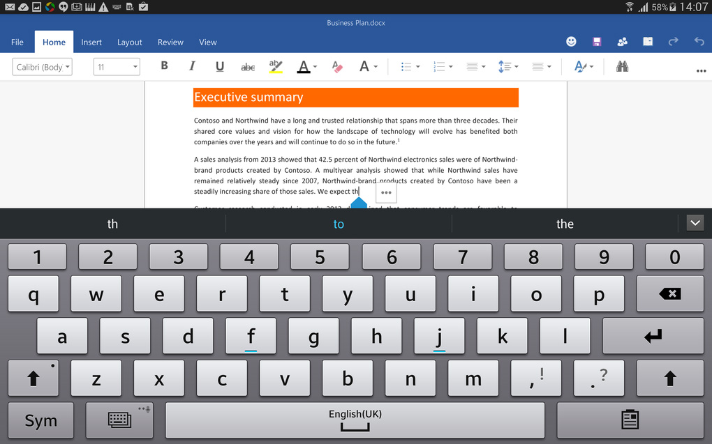 Microsoft releases free Office apps for iPhone and iPad, Android