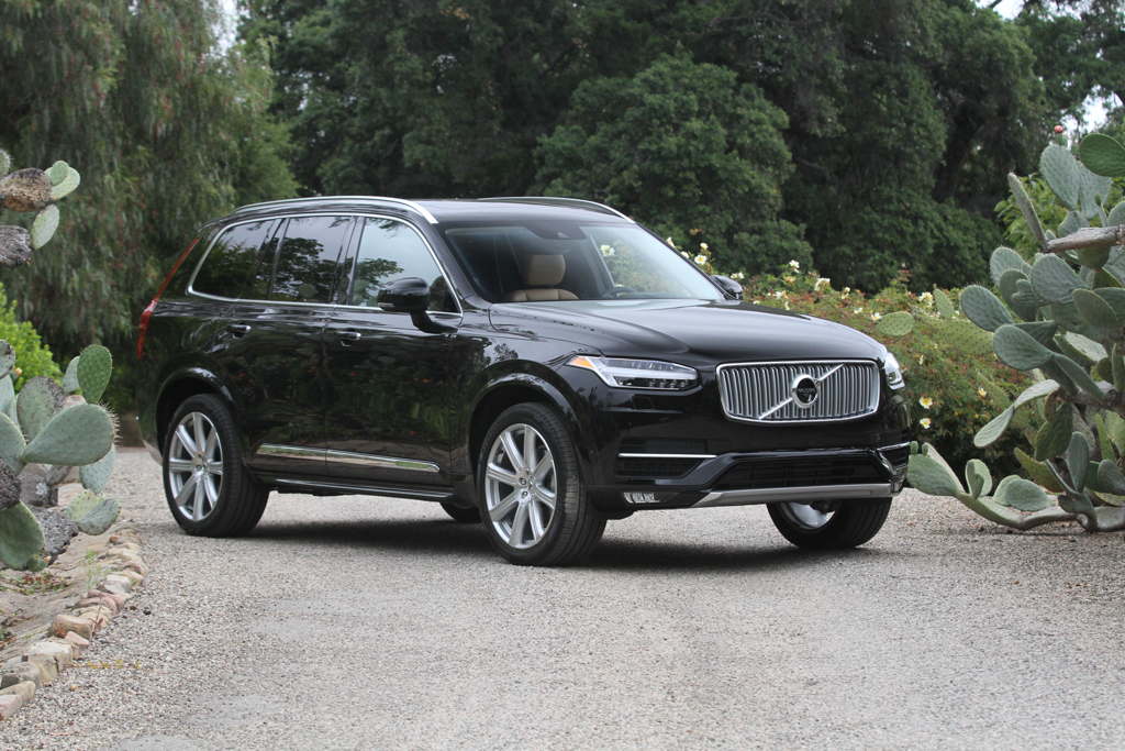 2016 Volvo Xc90 How Sweden Matched Germany For Tech