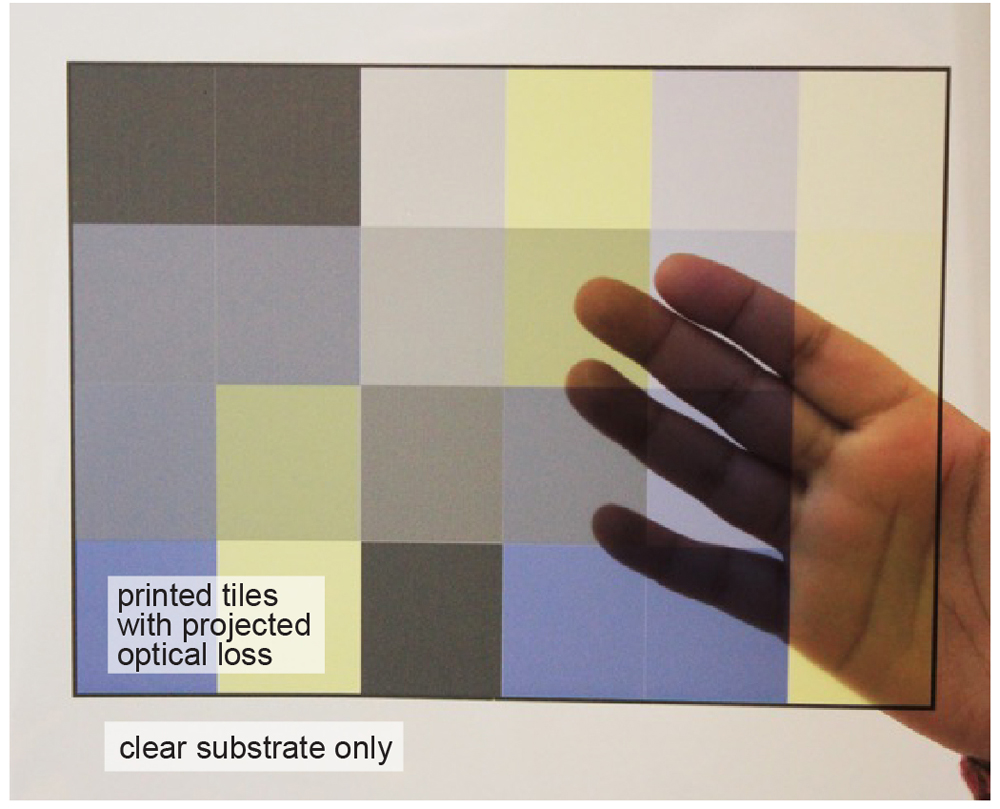 Low Cost Tunable Smart Windows Developed With