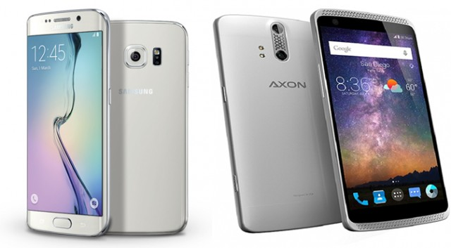 ZTE Axon vs Samsung Galaxy S6 Can a budget phone be good enough