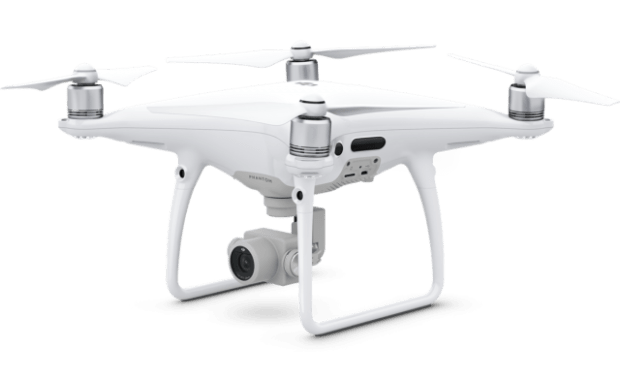 DJI's Phantom 4 Pro is a treat for hobbyists and can produce professional-quality footage