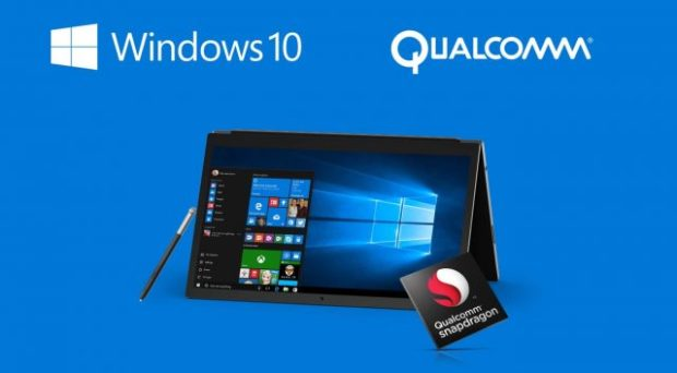 Qualcomm Windows 10