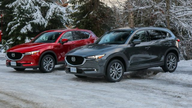2019 Mazda CX-5 Review Best Compact SUV Gets Turbo, CarPlay