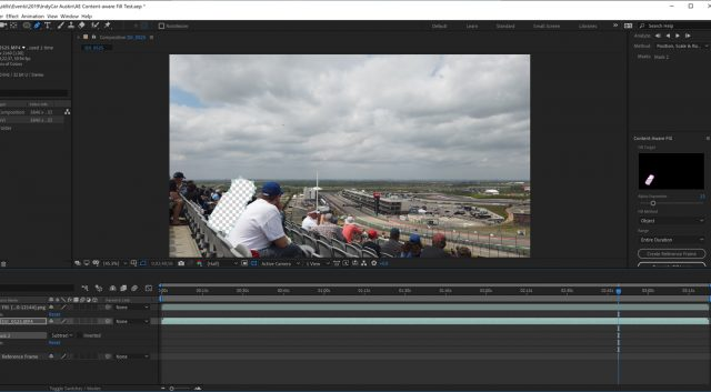 Hands On With Adobe\u0027s New Content-Aware Tools for Video, Other NAB