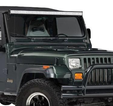 1987-1995 Jeep Wrangler YJ Accessories  Parts ExtremeTerrain