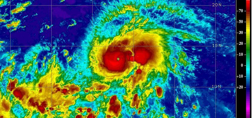 Major Hurricane Matthew Moving Through Caribbean!