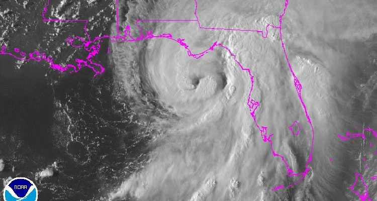 Hurricane Hermine In Review