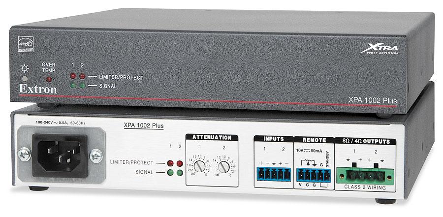 XPA 1002 - Power Amplifiers Extron