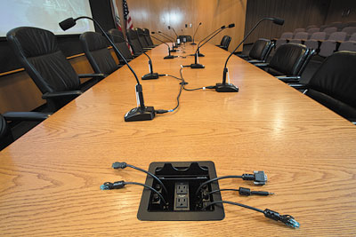 Boardroom Gets Major Refresh With Extron Xtp System And