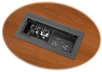 Cable Cubby 1200 Architectural Connectivity Extron