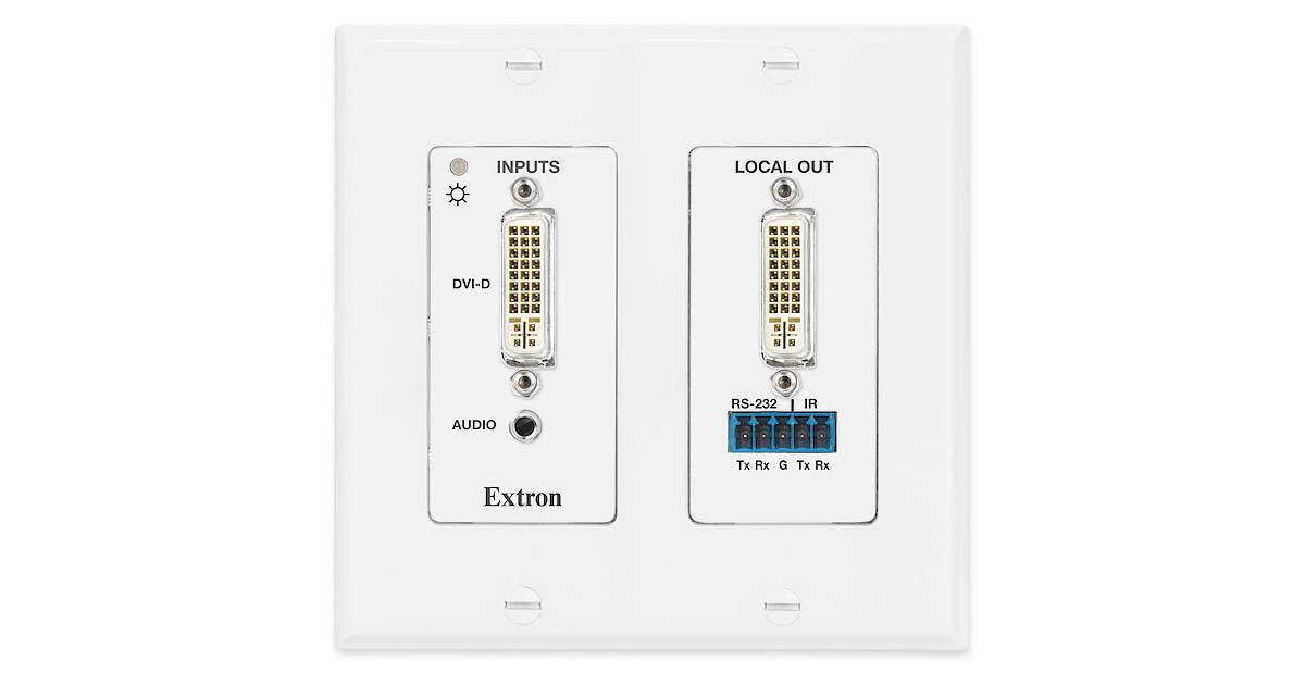 DTP DVI 4K 230 D Tx - DTP Systems Extron