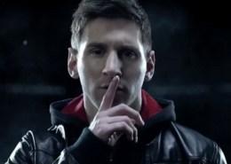 Lionel Messi Secret