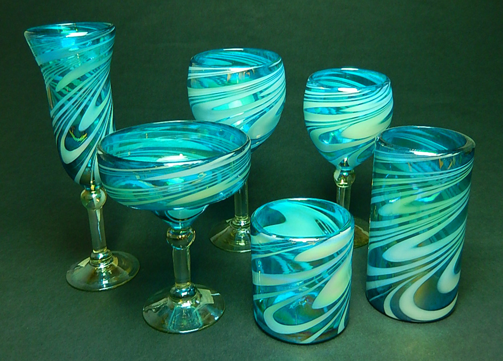 glass blowing glasses