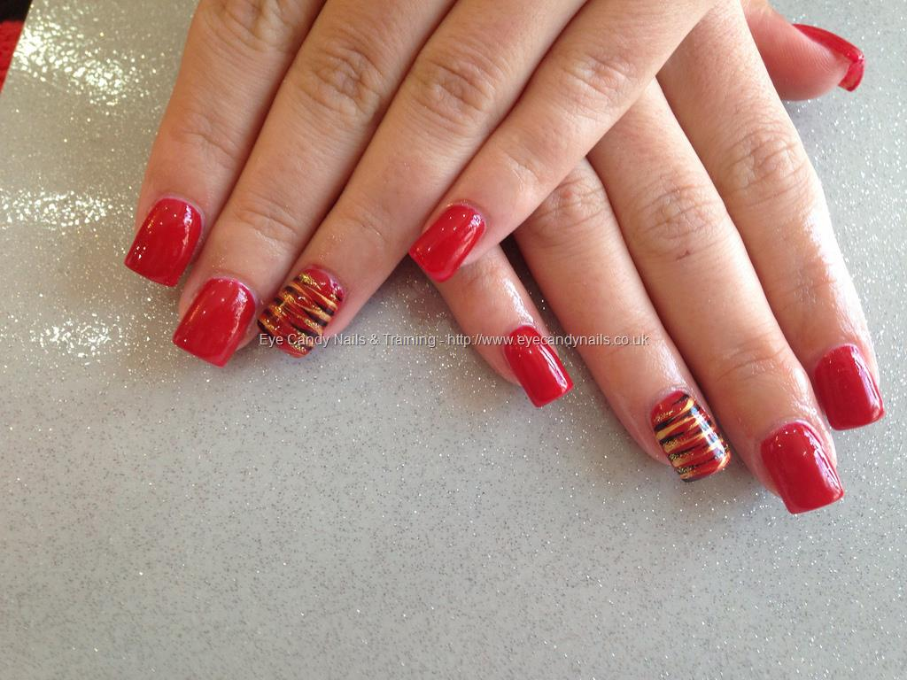 Eye Candy Nails Training Acrylic Nails A Kiss In Paris