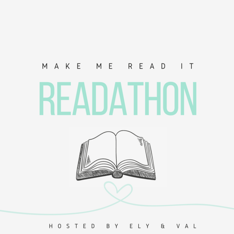 Make Me Read It Readathon