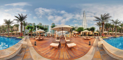 Emaar Hospitality Group launches panoramic,360 virtual tours of its hotels in Dubai
