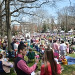 It's April–time for the Annapolis Cup and croquet at St. John's College