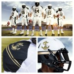 Under Armour releases special Navy uniform for Ohio State game