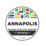 Google names Annapolis as Maryland's 2014 eCity