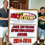 AACC athletics wins sportsmanship prize for sixth time