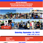 Emergency Preparedness Expo this Saturday