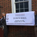 Caucus of African American Leaders schedules town hall meeting on Annapolis Police Department