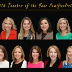9 semi-finalists named for Teacher of the Year