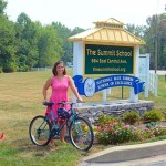 Summit teacher to ride across country to benefit school