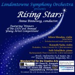 LSO presents: Rising Stars