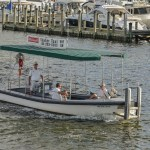 Daily Water Taxi service resumes in Annapolis