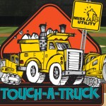 Touch-A-Truck at the Baysox on August 27th